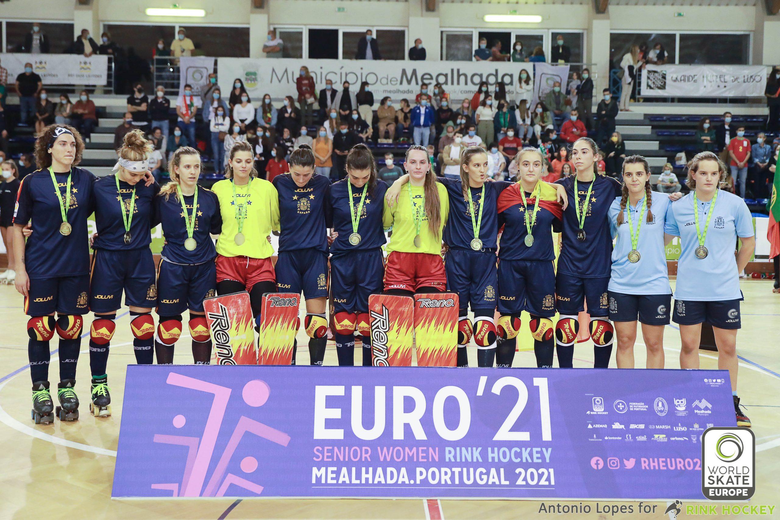 PHOTOS - 16-10-2021 - EUROFEMALE 2021 - Closing Ceremony
