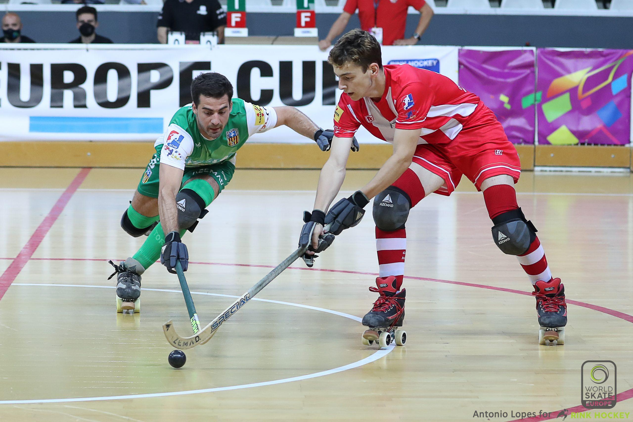 PHOTOS - 18-06-2021 - WS EUROPE CUP - Match #020 - CP Calafell Tot l'Any (SP) x Garatge Plana Girona CH (SP)