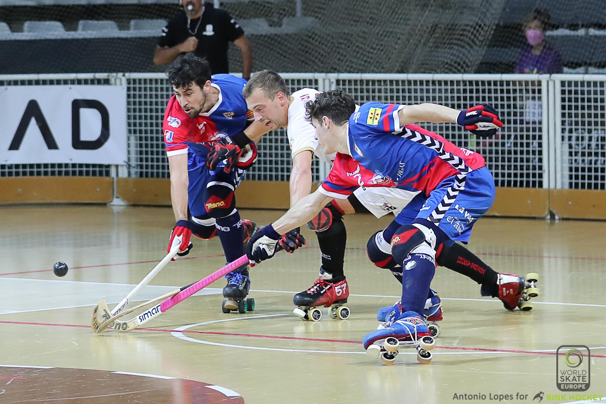 PHOTOS - 18-06-2021 - WS EUROPE CUP - Match #022 - H. Sarzana (IT) x Igualada HC (SP)