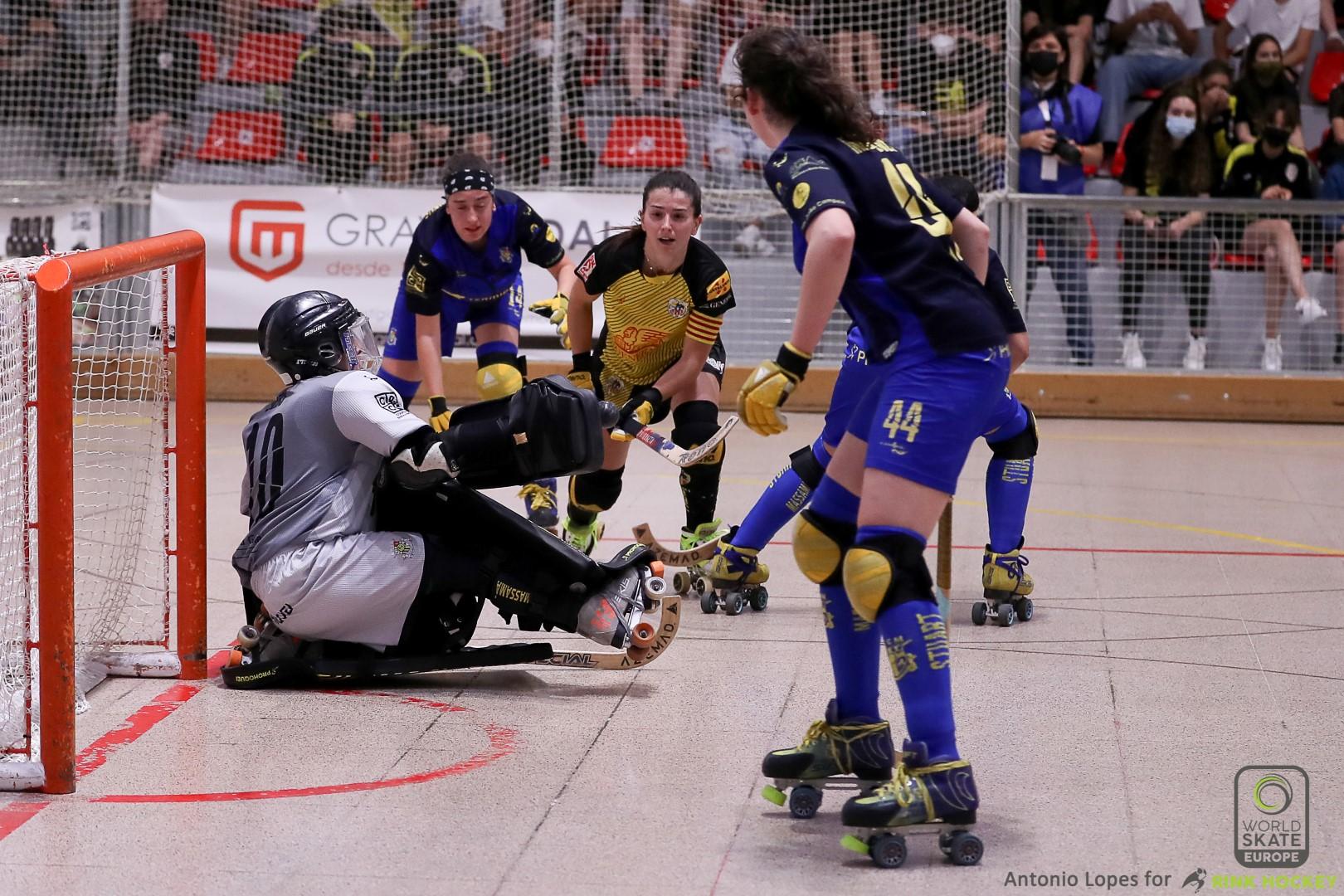 PHOTOS - 27-05-2021 - FEMALE LEAGUE CUP - Match #015 - Stuart HCM (PT) x Generali HC Palau (SP)