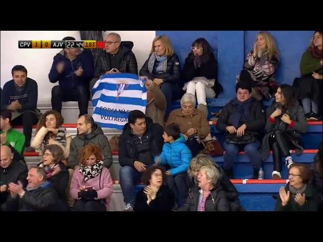 VIDEOS - 19/01/2019 - WS EUROPE CUP - Match #96 - CP Voltregà (SP) x Juventude Viana (PT)