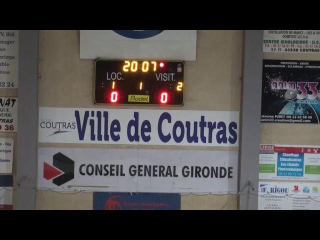 VIDEOS - 19/10/2019 - WS EUROPE CUP - Coutras (FR) x Voltregà (SP)