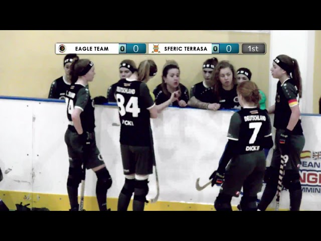 VIDEOS - 22/12/2019 - OKU17F - Match #19 - Final 3rd-4th place - Eagle Team (DE) x Sferic Terrasa (SP)