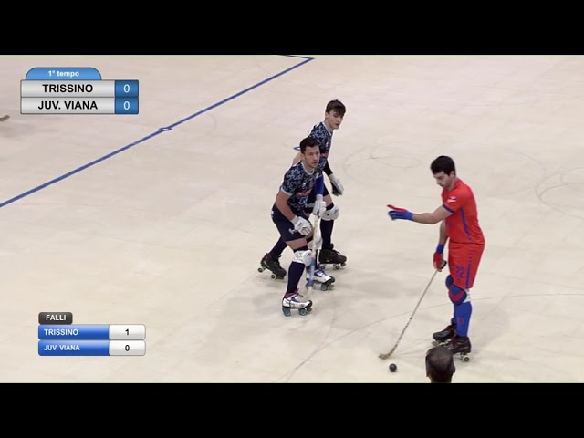 VIDEOS - 18-01-2020 - WS EUROPE CUP - GSH Trissino (IT) x Juventude Viana (PT)
