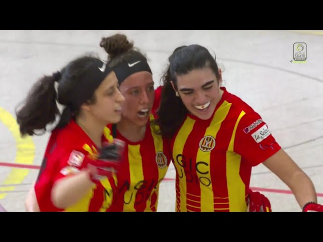 VIDEOS - 27-05-2021 - FEMALE LEAGUE CUP - Match #16 – Cerdanyola CH (SP) x CP Manlleu (SP)