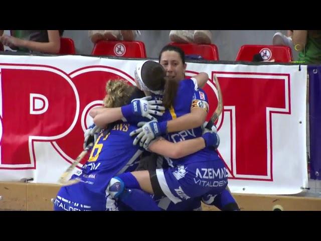 VIDEOS - 27-05-2021 - FEMALE LEAGUE CUP - Match #013 – SL Benfica (PT) x CP Voltregà (SP)