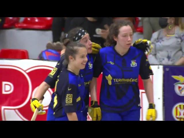 VIDEOS - 27-05-2021 - FEMALE LEAGUE CUP - Match #015 – Stuart HCM (PT) x Generali HC Palau (SP)