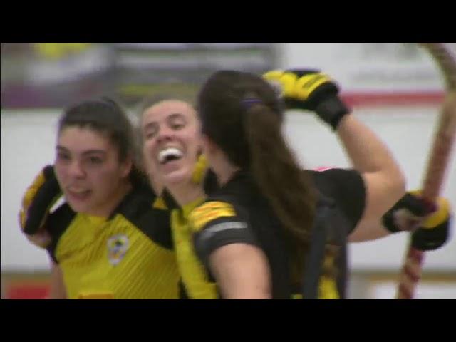 VIDEOS - 29-05-2021 - FEMALE LEAGUE CUP - Match #017 – Telecable HC Gijon (SP) x Generali HC Palau (SP)