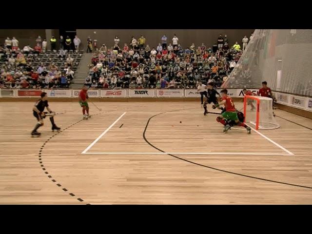 VIDEOS - 09-09-2021 - EUROU19 - PAREDES 2021 – Match #215 - Portugal x Spain