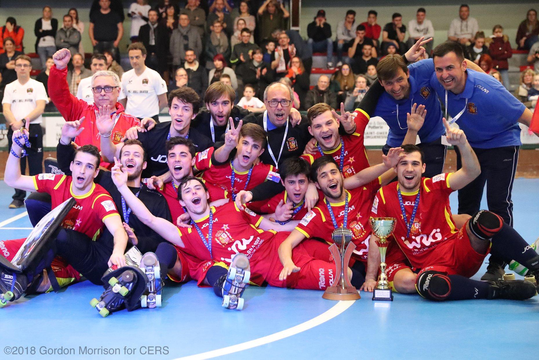 PHOTOS - 01/04/2018 - LATIN CUP U23 - Prize Cerimony